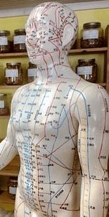 Chinesische Körperakupunktur